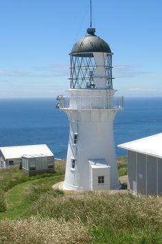 Stephens Island #Lighthouse - South Island, #NZ - http://dennisharper.lnf.com/