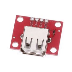 >> Click to Buy << USB Female Power Module USB Type A Female Breakout Converter Board Breadboard #Affiliate
