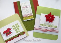 featured stamp set: happy holidays