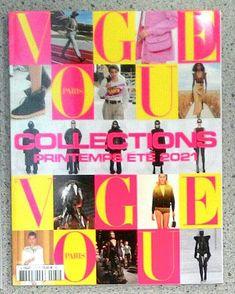 NUOVI ARRIVI... Riviste Internazionali di Moda Magazine Vogue, Issue Magazine, Print Magazine, Vogue Paris, Vogue Uk, Emmanuelle Alt, School Fashion, Fashion Week, High Fashion