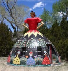 Doll House, New Mexico ...