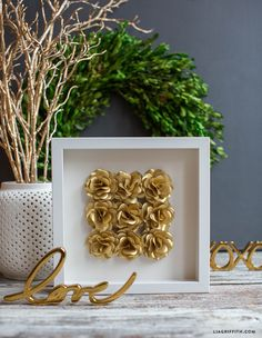 Gold_Paper_Roses