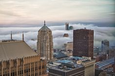 South Loop wide angle fog