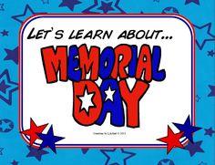 Christian Home School Hub Memorial Day Teaching American History, End Of School Year, Teacher Notebook, Study History, Teaching Social Studies, Happy Memorial Day, Class Activities, Teacher Resources, Kindergarten