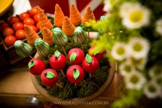 Festa fazendinha | Macetes de Mãe