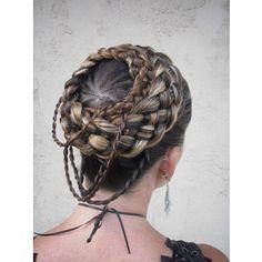 Festivals: Art, Music and Renaissance « Bella Braids Grecian Hairstyles, Renaissance Hairstyles, Night Hairstyles, Plaits Hairstyles, Goddess Hairstyles, Baddie Hairstyles, Pretty Hairstyles, Cool Braids, Braids For Long Hair