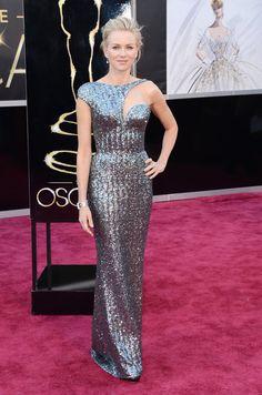 Naomi Watts sur le tapis rouge des Oscars © AMPAS