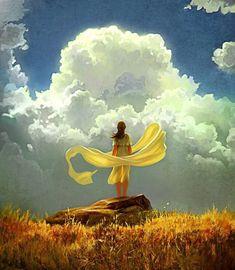 Artem Chebokha is a CG artist and digital painter from Russia. More illustrations via 2 Illustration Art And Illustration, Digital Painter, Digital Art, Digital Paintings, Fantasy Kunst, Fantasy Art, Art Prophétique, Kunst Online, Prophetic Art