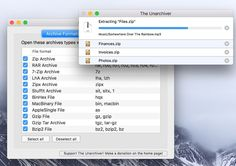 MacPaw scoops up Unarchiver a macOS file extraction utility