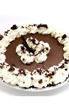 #pie #chocolate #creampie #food