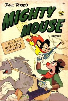 Paul Terry's Mighty Mouse Comics (Volume) - Comic Vine