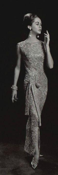 1961 Guy Laroche dress