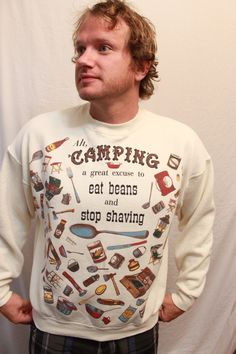Camping jumper