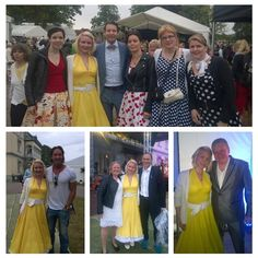 Forever Summer Party 2015 / 50s theme in Villa Korndal (Mölndal, Gothenburg), our Scandinavian head office in Sweden