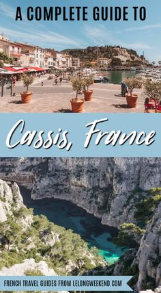 The Ultimate Guide to Cassis France! Find everything you need to know about visiting this charming town in the South of France, including where to stay, where to eat, and the best things to do in Cassis, France. European Travel Tips, European Destination, Destination Wedding, Visit France, South Of France, Cassis France, Malta, France Travel, Travel Europe