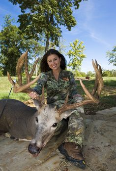Gina Brunson from Addicted To The Outdoors
