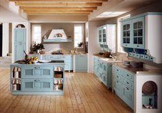 Cucine in muratura rustiche e moderne (Foto 32/40) | Design Mag