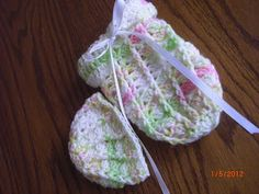 Preemie Cuddle Sac free crochet pattern