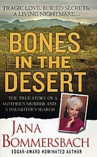 Kittling: Books: Bones in the Desert by Jana Bommersbach