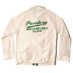 "deadstock ""pasadena"" m.c. jacket"