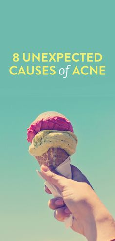 foods and products you didn't realize cause acne #beauty  .ambassador
