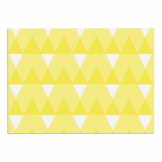Yellow Tan Painting Decorative Door Kess InHouse EBI Emporium Blurry Vision 5 2 x 3 Floor Mat