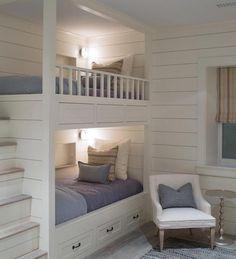9 chambres d'enfant qui vous ramèneront en enfance! Trop beau!!!! - Décoration - Lesmaisons
