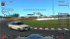Gran Turismo 6 Drift - Tsukuba - Online ride - Развернуло, курьез