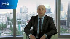 """Piotr Siciak, dyrektor w dziale usług doradczych dla sektora usług finansowych w KPMG w Polsce odpowiadając na pytanie jaka jest rola kanału online dla ubezpieczycieli w Polsce na tle rynków zagranicznych, zaprasza do zapoznania się z najnowszym raportem KPMG w Polsce pt. """"Przegląd portali online majątkowych Towarzystw Ubezpieczeń"""". #ubezpieczenia #insurance #online #Polska #KPMG"""