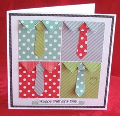DIY Father's Day Cards that impressed PinterestFather's Day is fast approaching and it's time to start thinking about Father's Day card ideas for the special men in your life. If you are a school teacher, art teacher, a Sunday school teacher, a wife, a daughter or…