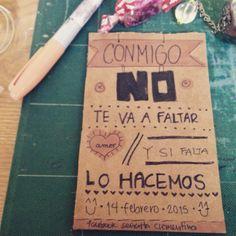 ***Conmigo #señoritaClementinadelAmor  #love #quotes #lettering