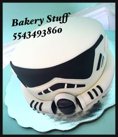 Pastel de Star Wars!