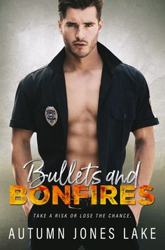 """Read """"Bullets & Bonfires"""" by Autumn Jones Lake available from Rakuten Kobo. The one man she's always wanted is now the sexy sheriff of their hometown. Battered but not broken, grad student Brianna. Romance Authors, Romance Books, Got Books, Books To Read, Best Books Of 2017, Attractive Men, Love Book, Book Lovers, Ebooks"""