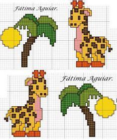 Ângela Bordados: Lindos bichinhos pra vocês, boa noite pessoas lind... Cross Stitch Charts, Cross Stitch Embroidery, Cross Stitch Patterns, Cross Stitches, Rugrats, Baby Patterns, Pet Birds, Crochet Stitches, Pixel Art