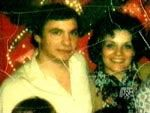 Henry Hill with wife Karen