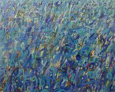 Blue Flowers, Agus Purnomo | Artspace.com