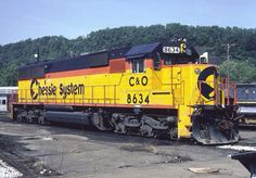 "The C&O merged with the Baltimore and Ohio Railroad and Western Maryland Railway, the newly formed company was named the Chessie System after the popular image and adopted the ""Ches-C"" logo, which incorporated the silhouette of the kitten into the ""C"" of the railroad's name."
