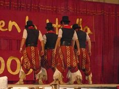 Danzas argentinas (2) - Taringa!