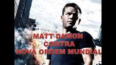 MATT DAMON DESMASCARA A ELITE DA NOVA ORDEM MUNDIAL