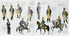 Uniforms of the Swedish Army - part 1 - the Cavalry - Peacekeeping–Books