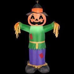 Halloween Inflatable Home Depot