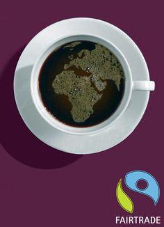 Coffee for the world. #fairtrade #coffee