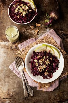 Purple Coleslaw | Flickr - Photo Sharing!