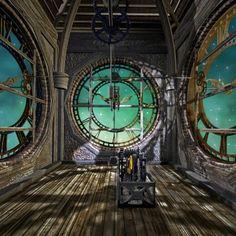 Papper - Ella & Viv - Adventure Emporium - Steampunk Style