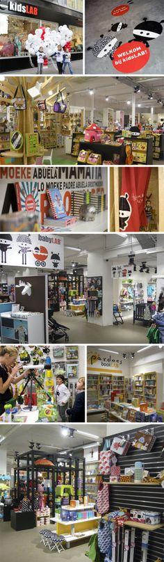 kidsLAB Store ANTWERPEN