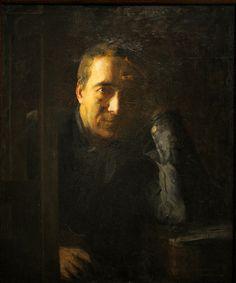 Thomas Eakins, by Mary Macdowell Eakins.