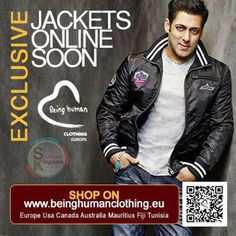 Exclusive : Being Human Jackets are Coming Soon Online | Salman Kingdom