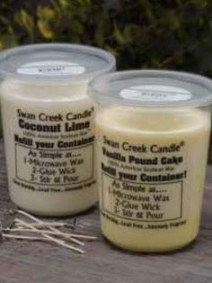Swan Creek Candle Co Call us toll free 888-272-2773