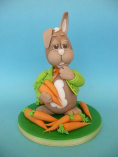 Mister bunny cake - For all your cake decorating supplies, please visit craftcompany.co.uk