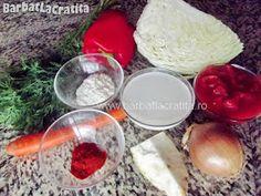 Ciorba de varza cu smantana Ingrediente Romanian Recipes, Romanian Food, Dairy, Cheese